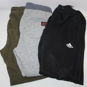 Boys bundle of Sweat pant Joggers size L